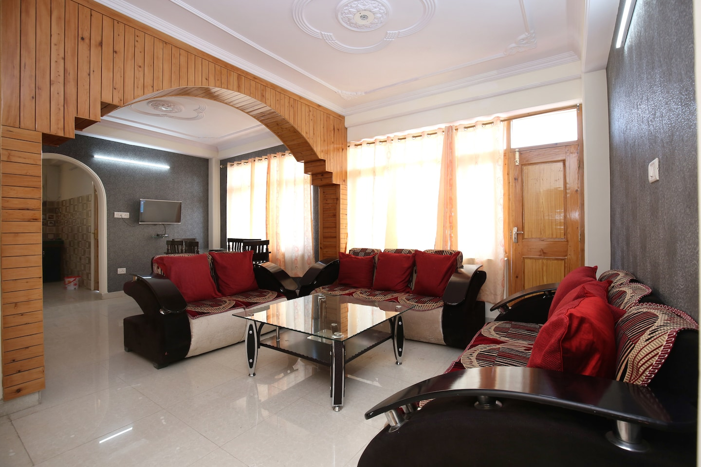 OYO Home 10083 Forest View 2BHK -1