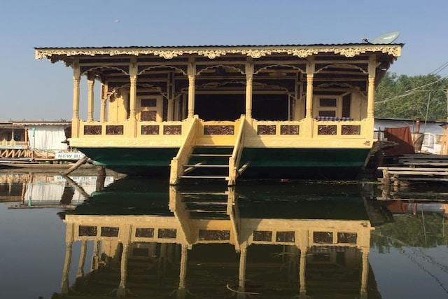POP 83716 New Heidi Houseboat