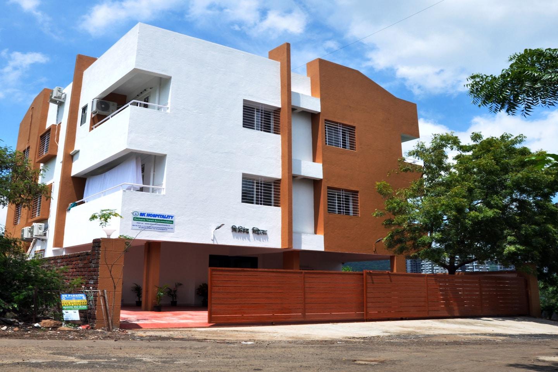 OYO 9533 Hotel Milind Villa -1