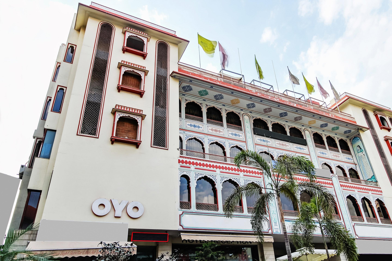 OYO Hotel Tulip Palace jaipur