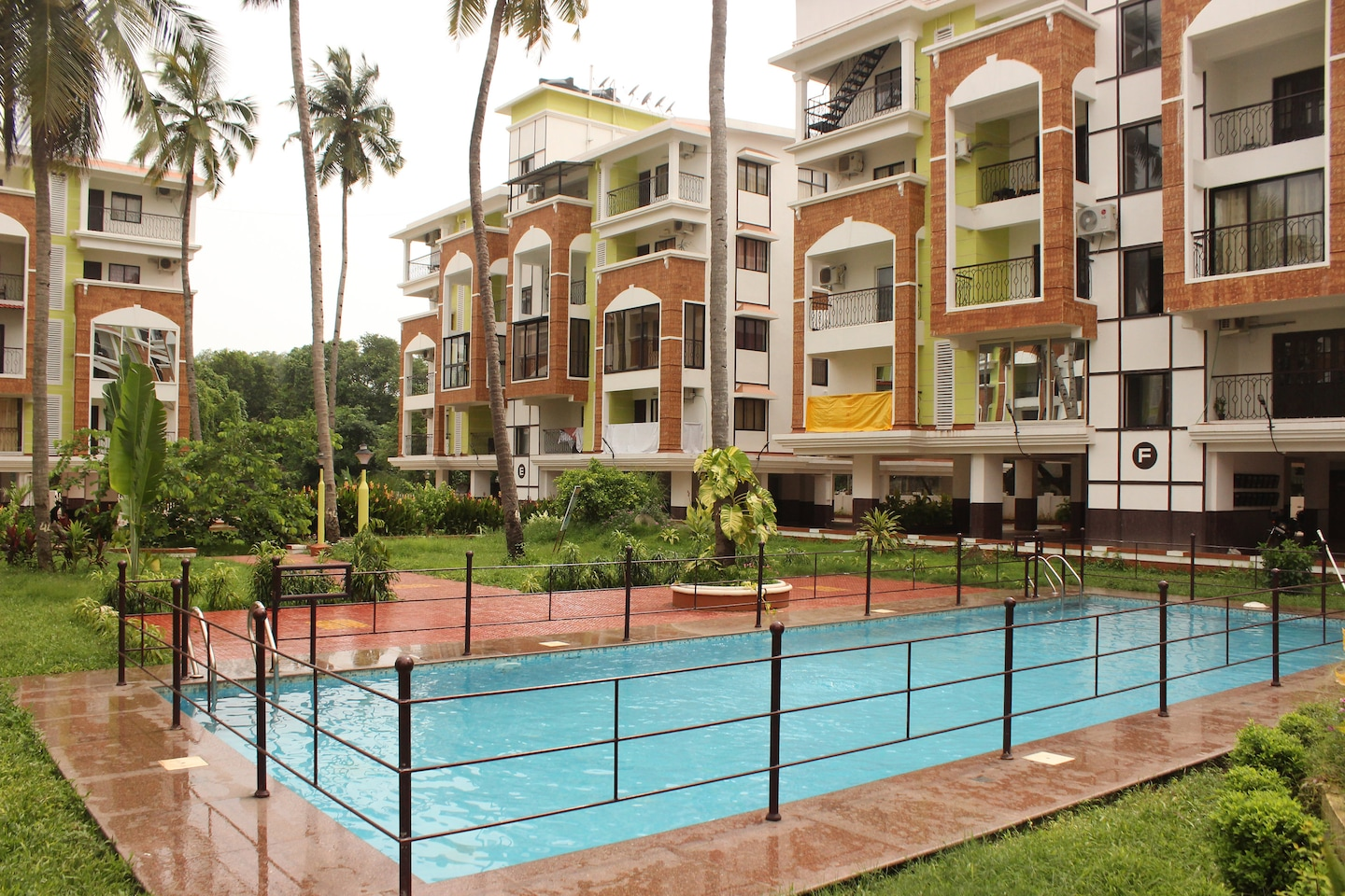 OYO 9722 Home Candolim Beach 1 BHK -1