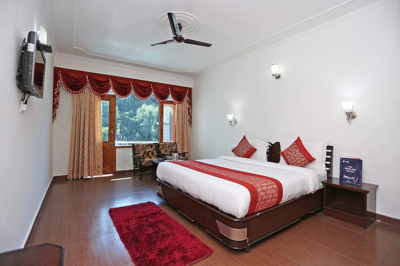 OYO 9684 Hotel Rudra Palace Room-1