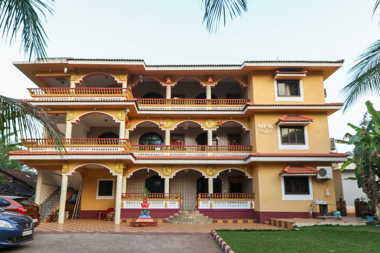 OYO 9860 Home 1 BHK Bardez North Goa -1