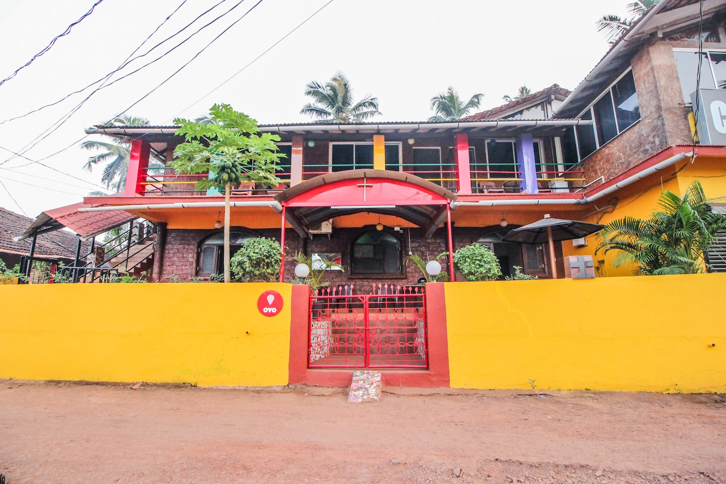 Anjuna 2 Beach House