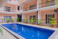 OYO Home 9792 Poolside 2BHK