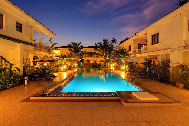 OYO 10000 Hotel Aquolim -1