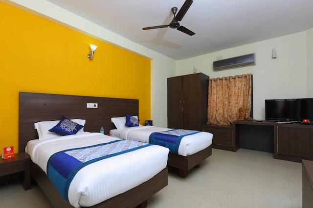 OYO 10356 Hotel Nachiappa Adyar Inn