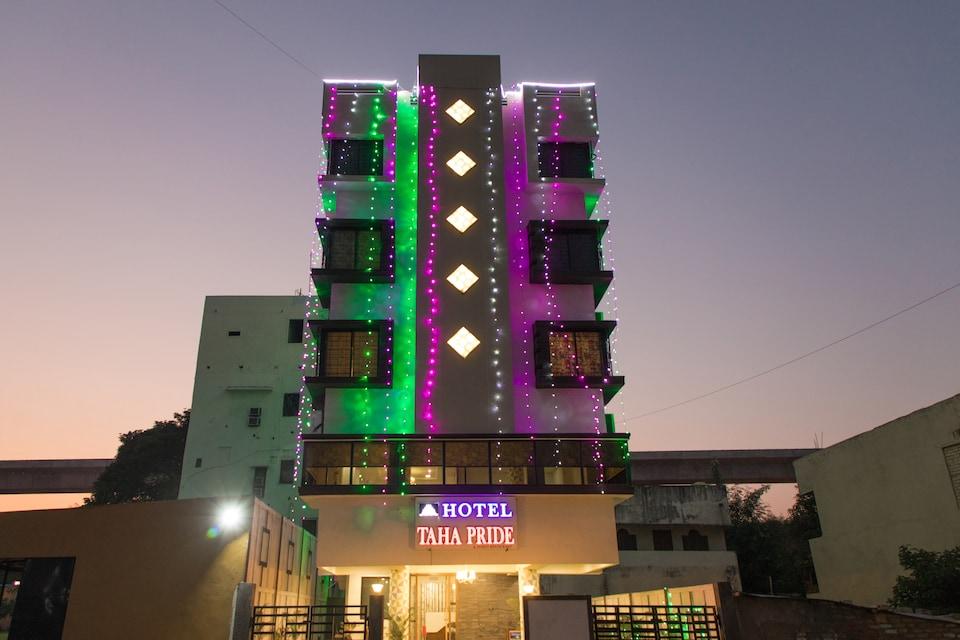 OYO 10254 Hotel Taha Pride