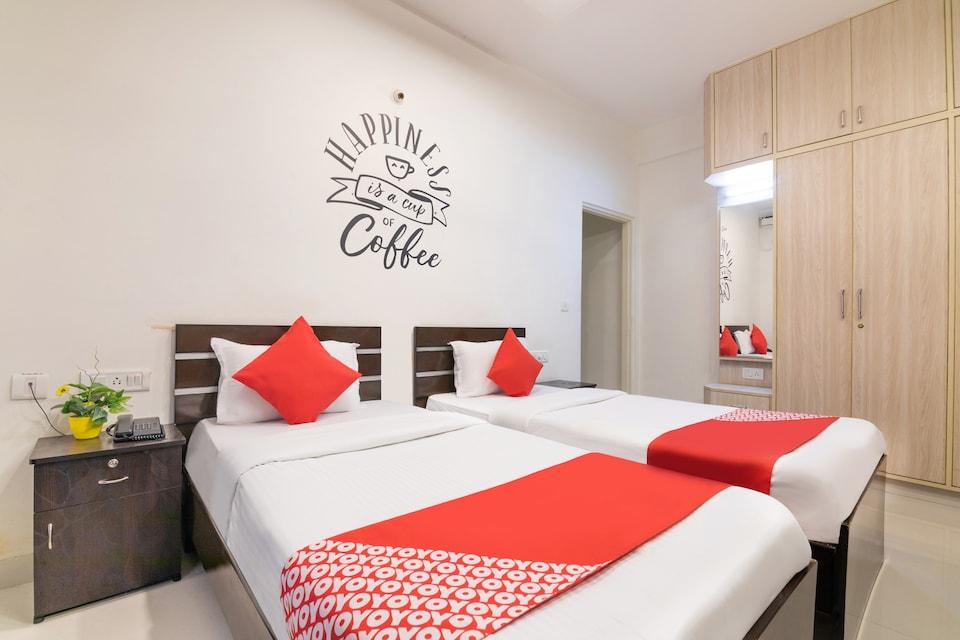 Capital O 10026 Hotel Kings Suites