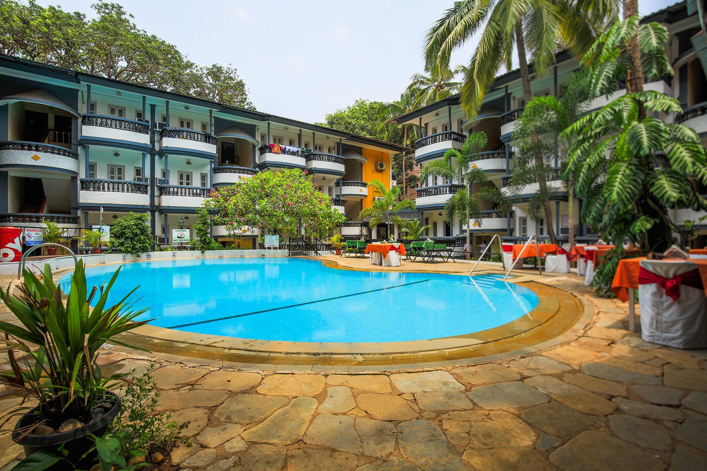 Hotel 3 Santiago Resort, India, Goa: description, rooms and reviews 18