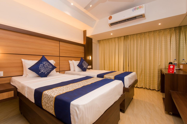 OYO 10649 Hotel Mourya Residency -1