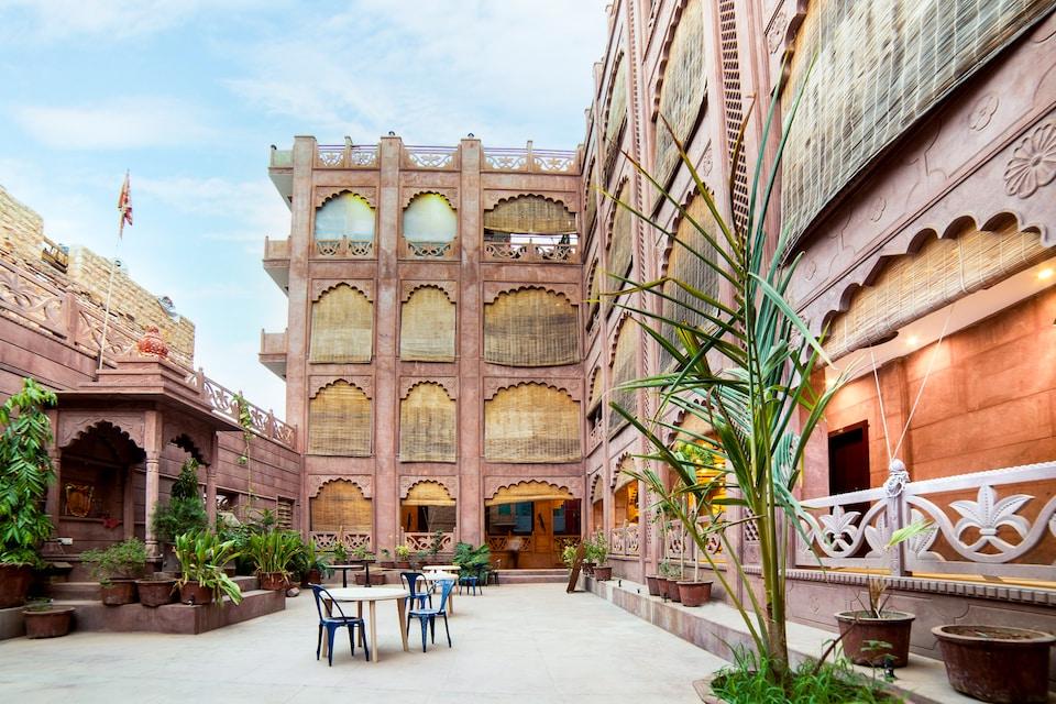 OYO 10368 Om Heritage, Nai Sadak Old City Jodhpur, Jodhpur