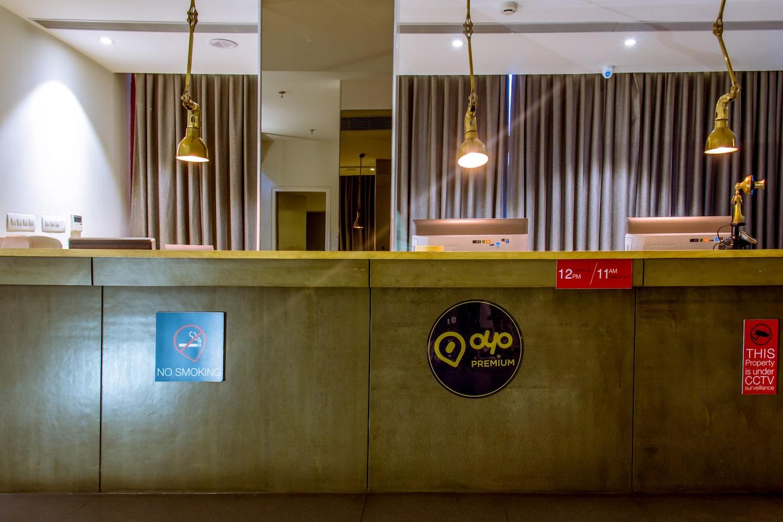 OYO 1447 The Port Hotel -1