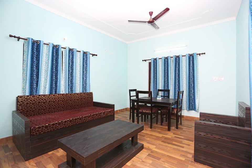 OYO Home 10855 Villa 1BHK