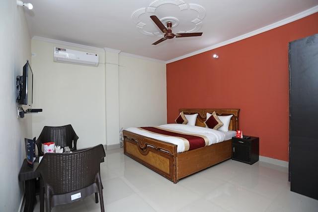 OYO 10877 Hotel R K Residency