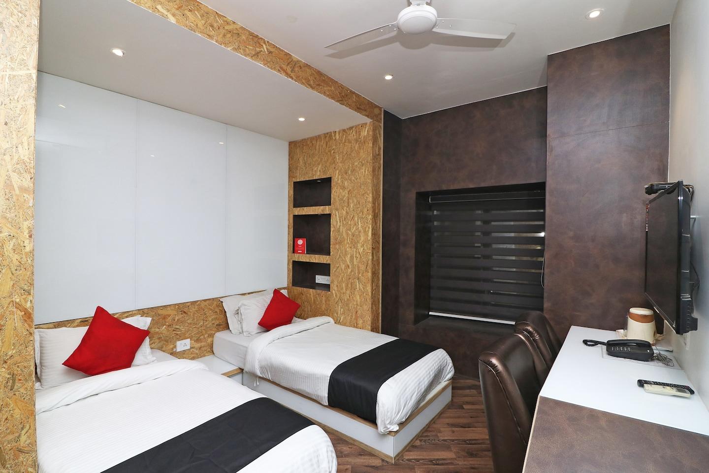 Capital O 1481 Hotel Heritage -1