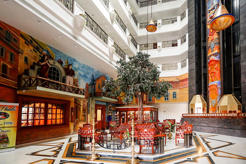 OYO 1515 Hotel Annamalai International -1