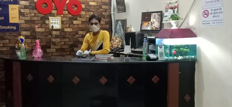 OYO 11943 Hotel Yugantar Palace, City Centre, Gwalior
