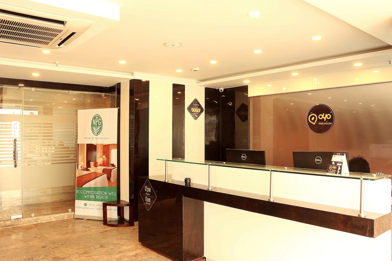 OYO 1522 NPG Hotel -1