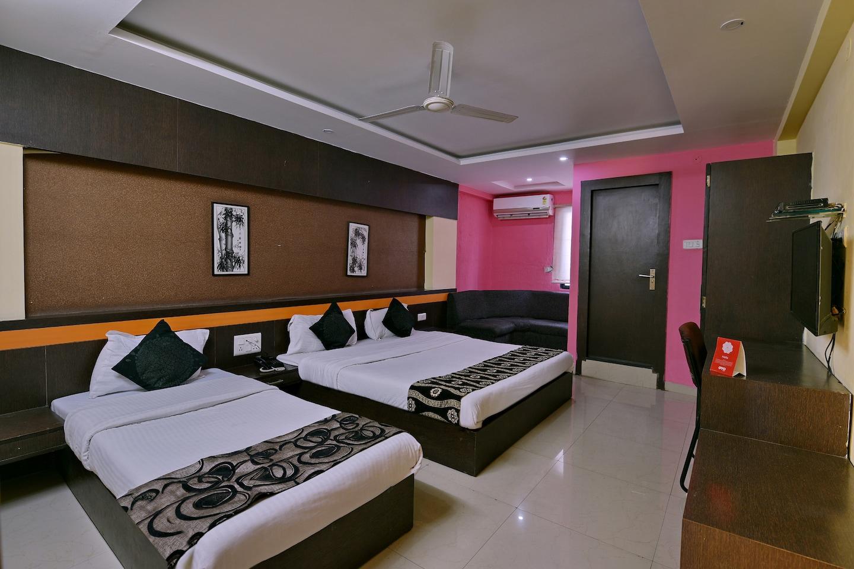 OYO 1538 Hotel Diamond Inn -1