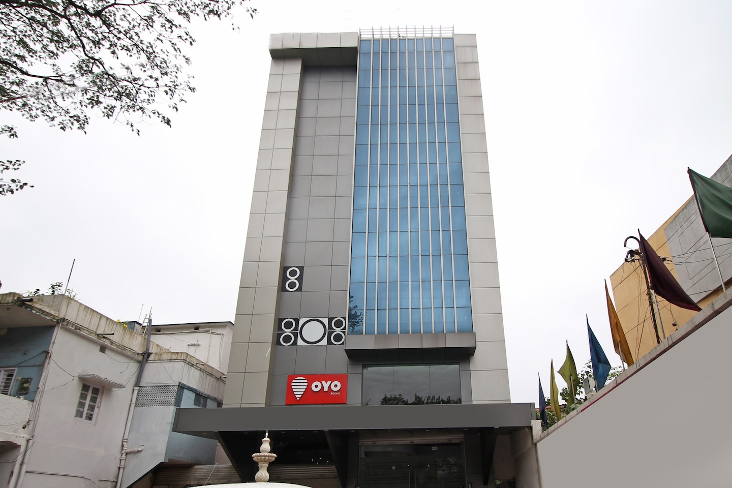 OYO 1545 Hotel Shivani International -1