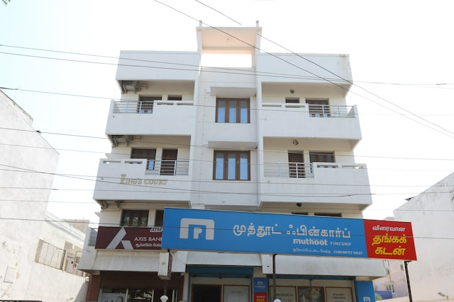 SilverKey Executive stays 20003 Balaji Hospital Chrompet