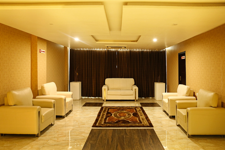 OYO 1566 Hotel Kranthi's Innotel -1