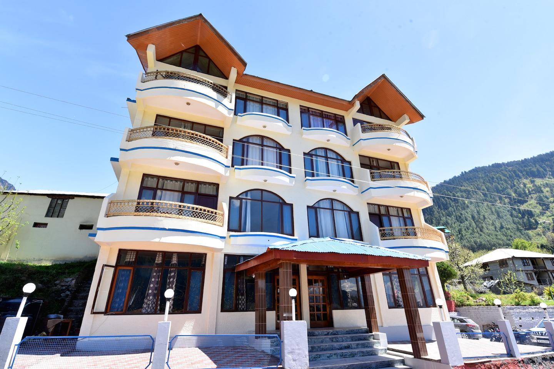 OYO 12506 Zara Resorts and Hotels -1