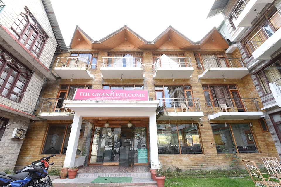 OYO 1616 The Grand Welcome, Old Manali Road, Manali