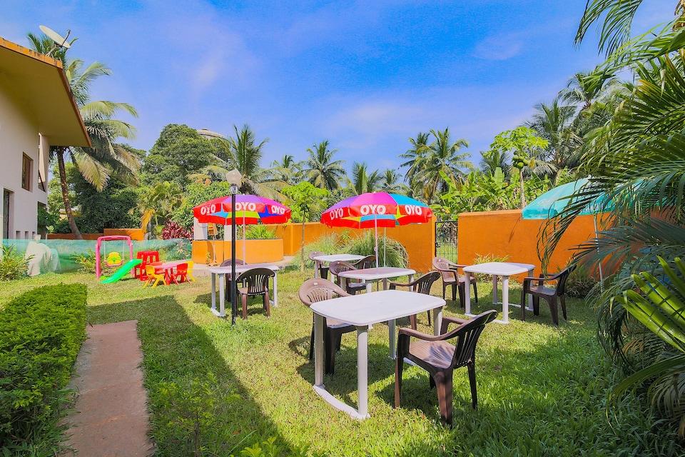 OYO 12855 The Goan Courtyard, Colva Goa, Goa