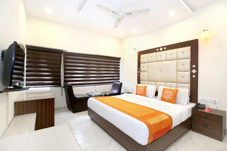 OYO 1643 Hotel Citi Inn 22 -1