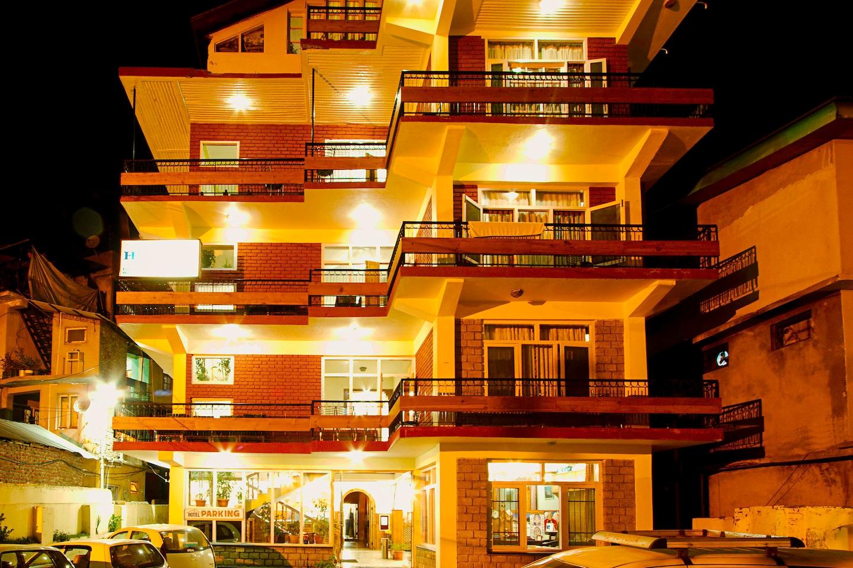 OYO 1645 Hotel Himgiri -1