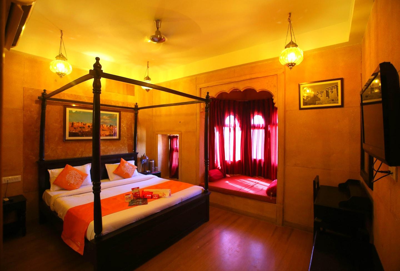 OYO 1677 Hotel Ajanta Haveli -1