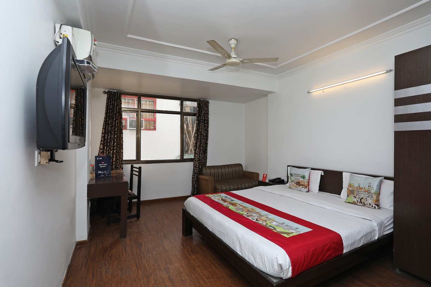 OYO 1714 Hotel RnB City Center Room-1