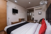 Capital O 419 Hotel JPS Residency Deluxe