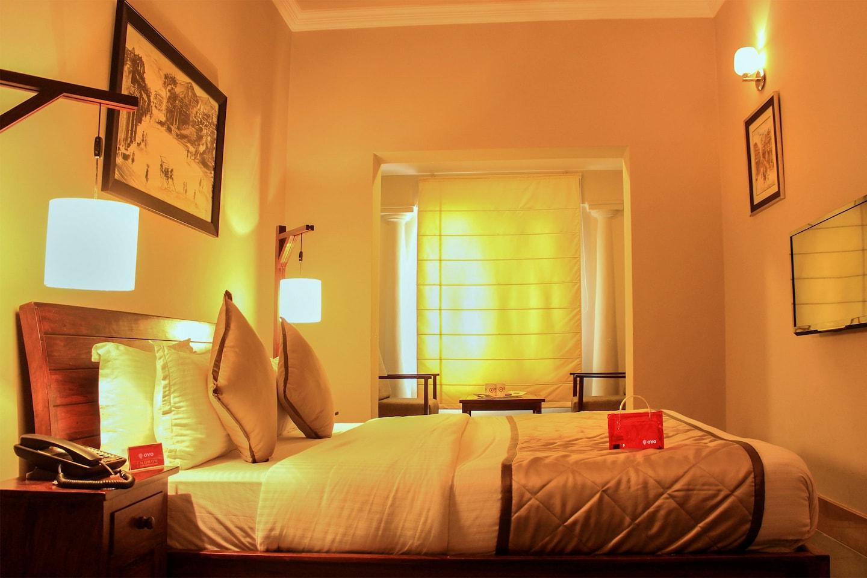 OYO 1804 Hotel Zade House -1
