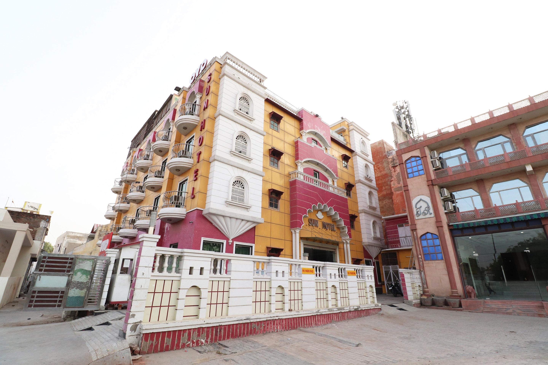 OYO 1835 Sun Hotel Agra