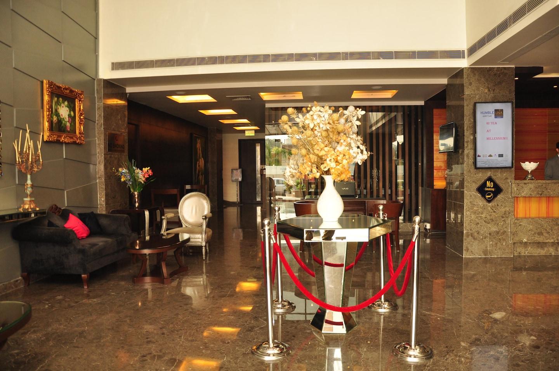OYO 1952 Hotel Humble Una Smart -1