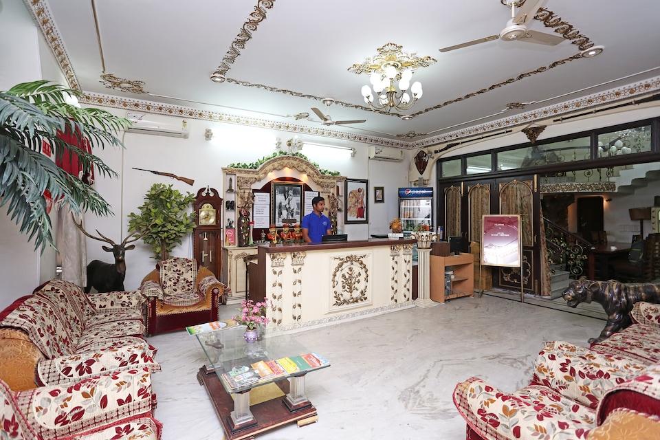 OYO 1992 Hotel Maan's Heritage