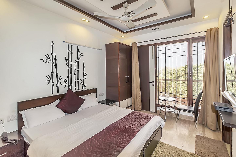 OYO 442 Hotel Delhi Marine Club Gurgaon -1