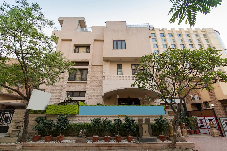 OYO 2072 Hotel Indigo Heritage -1