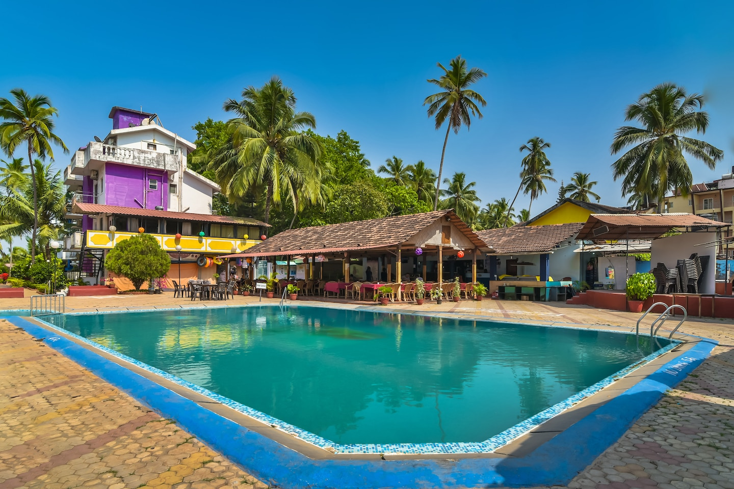 Budget Hotels In Calangute Beach Goa