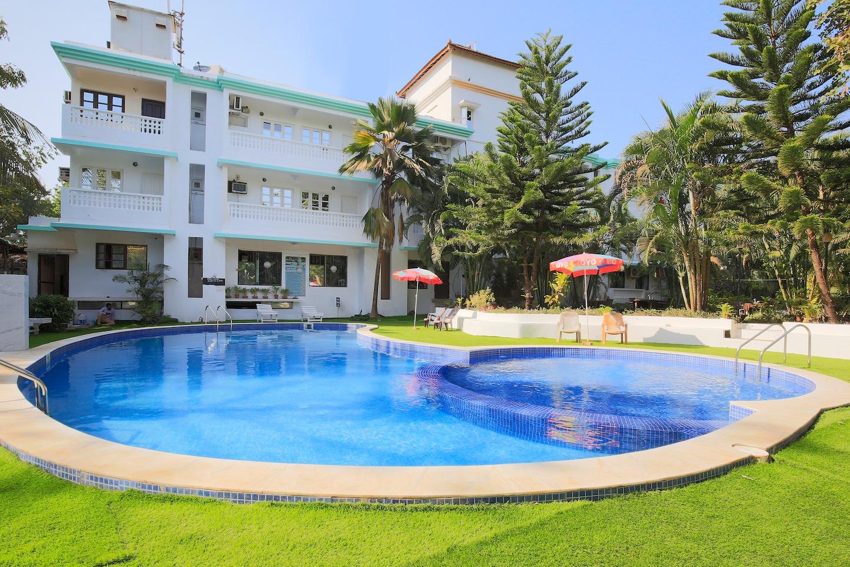 OYO 9516 Retreat Anjuna Resort -1