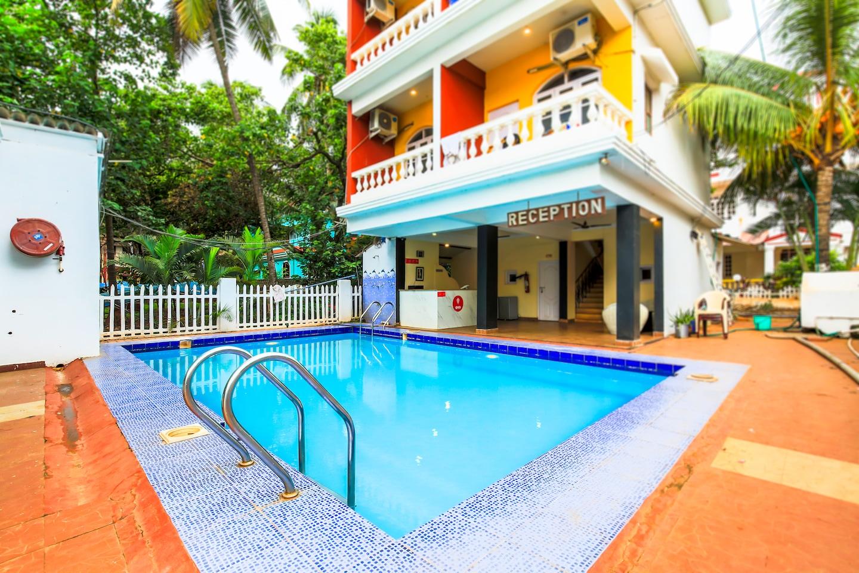 OYO 15498 Emmanuel Beach Resort -1