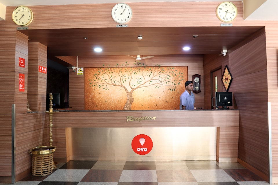OYO 13522 Hotel Mysore Mayflower
