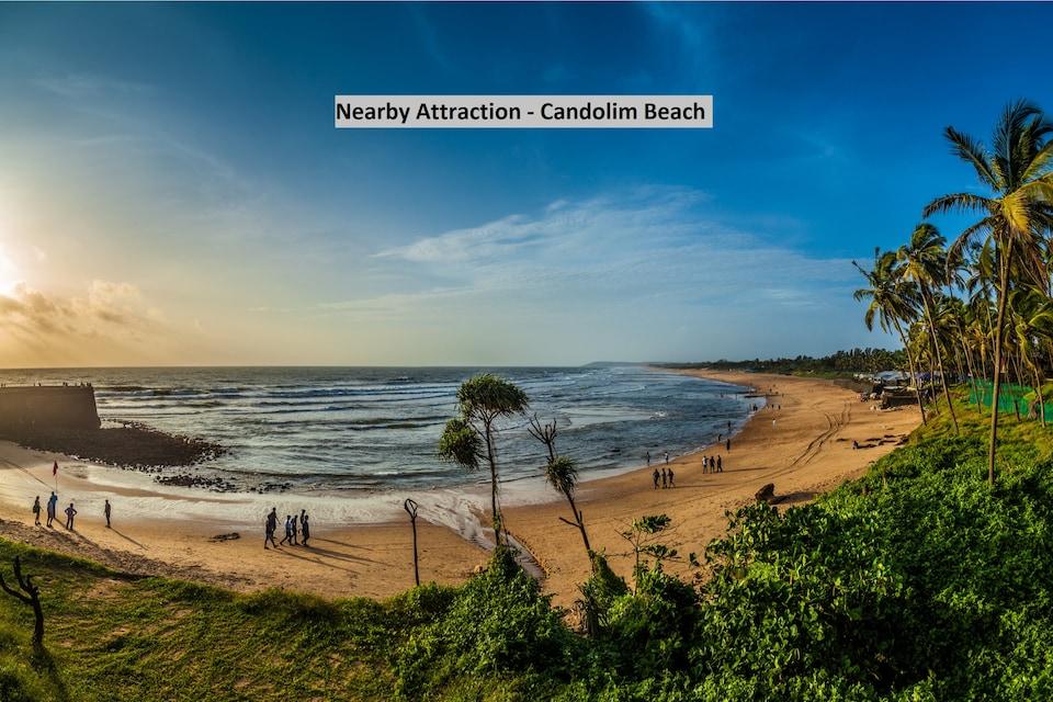 OYO 13640 Magnificent 1BHK Candolim Beach