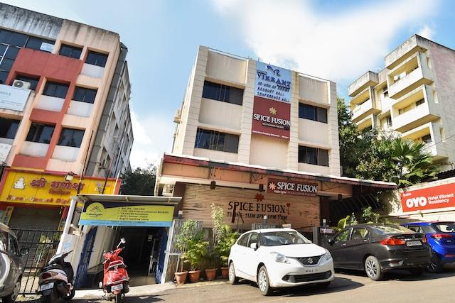 Capital O 2586 Hotel Vikrant Residency