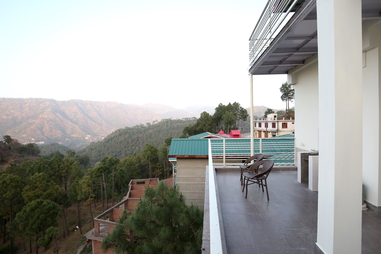 OYO Home 13768 Penthouse 2BHK -1