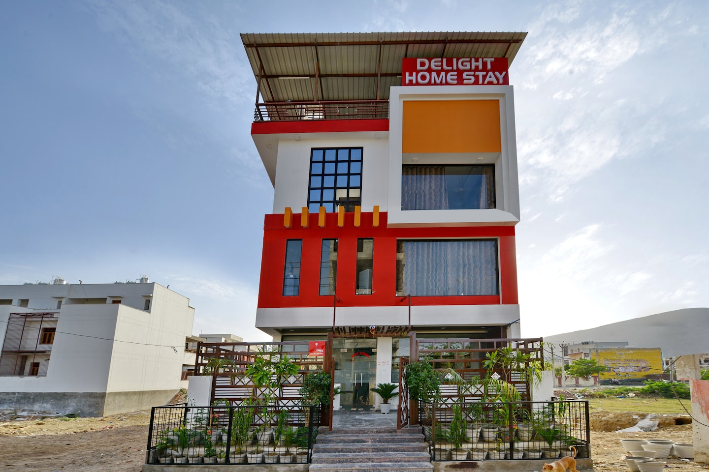 OYO 13795 Delight Home Stay -1