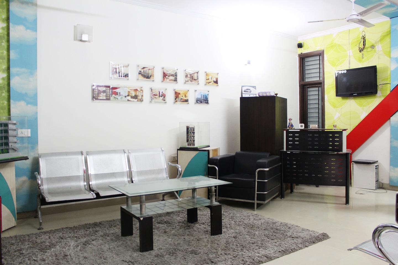 OYO Homes 328 Chhatarpur Hotel Hall/Lobby/Decor/Living Room-1